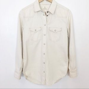 NWT Urban Outfitters Pins & Needles Western Shirt